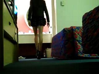 Crossdresser In Motel