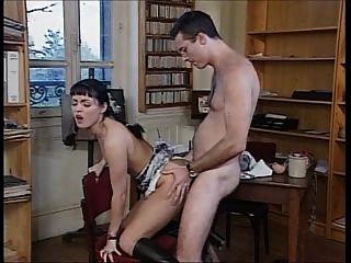 X Position X The Teacher Threesome