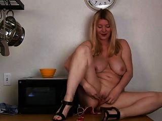 Madura Masturbandose 5
