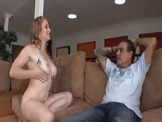 Voluptuous Blonde Gets Fucked Nicely