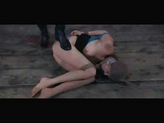 Lesbian Bdsm Torture Of Slave Emily