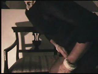 Matilde Black Pantyhose
