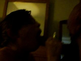 Hubby Films His Wife Blowjob To Bbc