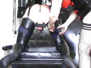 Mistresses Punishment Bench Pt 1