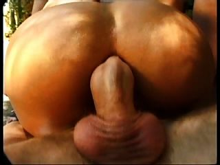 German Slut Ripped In All Holes