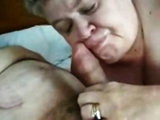 Hot Fat Grandma