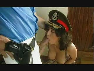 Almirant Fucks Police Woman
