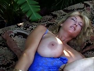 Outdoor Sex Scene With Mom.