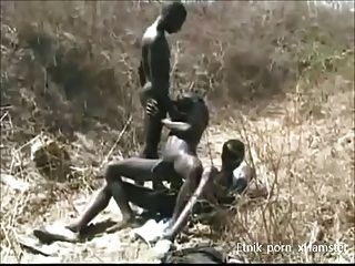 African Boys Have Hot Fun