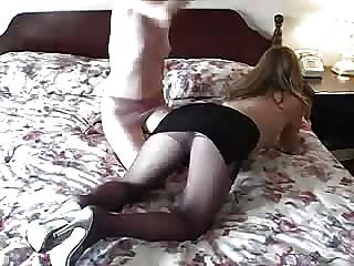Pantyhose Holly Does Her Girlfriend