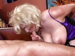 Busty Milf Gets Anal