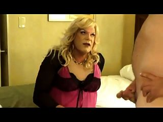 Sherry Makes Her Man Cum