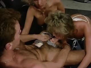 Victoria Paris, Natasha Skyler & Randy Spears