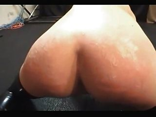Hott mistress makes him bust 3 times 3