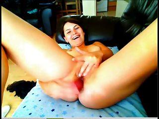 Amazing Slut Bitch Anal Cam