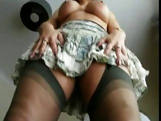 Sexy Mature Touched And Fingered By Cameraman