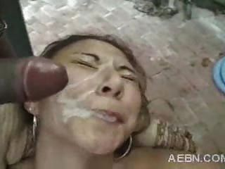 Ethnic Cumshots