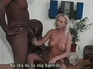 Swedish Woman Interracial