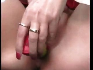 Mature With Toys And Dooging With Her Husband