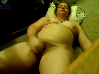 Hairy Bbw Play On Cam