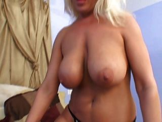 Blonde Milf Fucks And Takes A Great Facial Pov