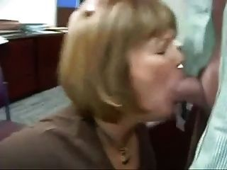 Mature Head #38 (office Slut Doing Her Job)