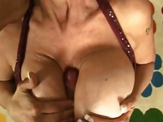 Can I Fuck Your Tits Grandma Joi... It4