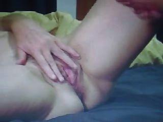 Big Cum On Open Pussy