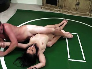 Wrestling: Loser Get Fucked Up In The Ass