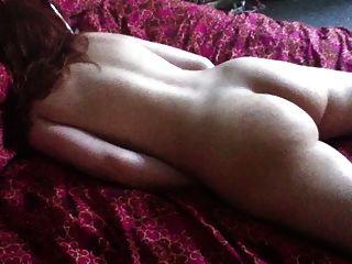 Naughty Nymph Makes Herself Cum