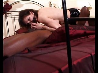 Milf Cums Hard And Squirts On Bbc