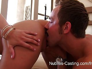 Nubiles Casting - Cute Blonde Teen Hungry For Jizz