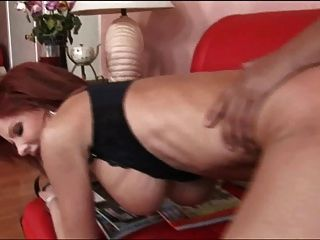 Horny Milf Having Interracial Sex