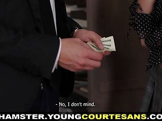 Young Courtesans - Fucked By The Best Client