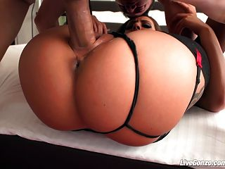 Livegonzo Jynx Maze Latina Gives It All For Anal