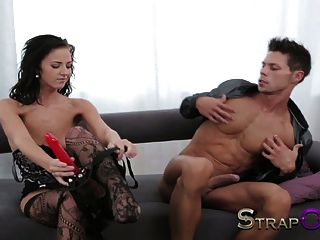 Proxy paige maryjane johnson threesome private scene - 1 part 6