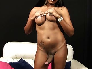 Brazilian Shemale With A Immense And Hard Cock