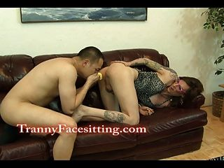 Tranny Babysitter Facesitting And Ass-fucking Ts Chelsea