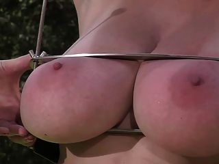 Femdom - A Redhead-bbw In Hard Outdoors-treatment