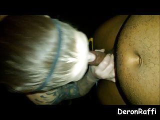Impregnating A Tattooed Honey