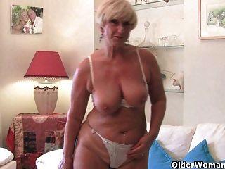 British Grannies Exposed On Cam