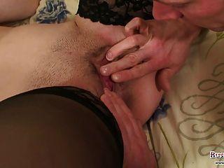 Hannah Callow Tits Fucks & Rides Dick