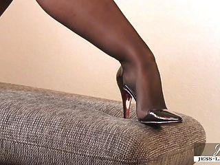 Heels For Lecherous Pussy