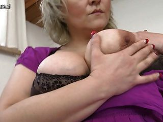 Big Breasted Wife And Mother Needs A Good Fuck