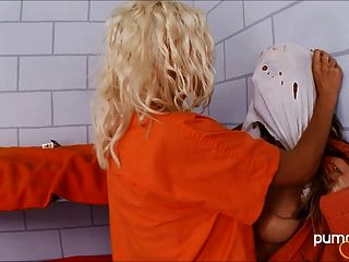 Anal Prison Pussy!? Puma Swede & Phoenix Marie!
