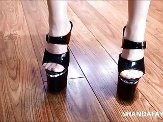 Canadian Feet & Anal Creampie!? Shanda Fay!
