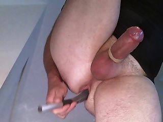 My Very Fresh Prostate Milking