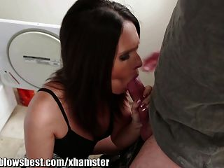 Jennifer Dark Is Offering A Bj For A Young Boy To Leave Her