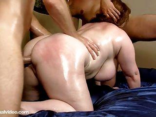 milf massage oil tied fucked porn