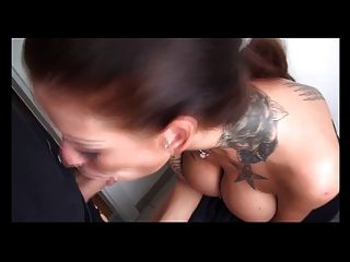 Jordan Night Blowjob And Cumshot